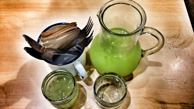 Pipinoy's Lemonade Php 150 (pitcher)