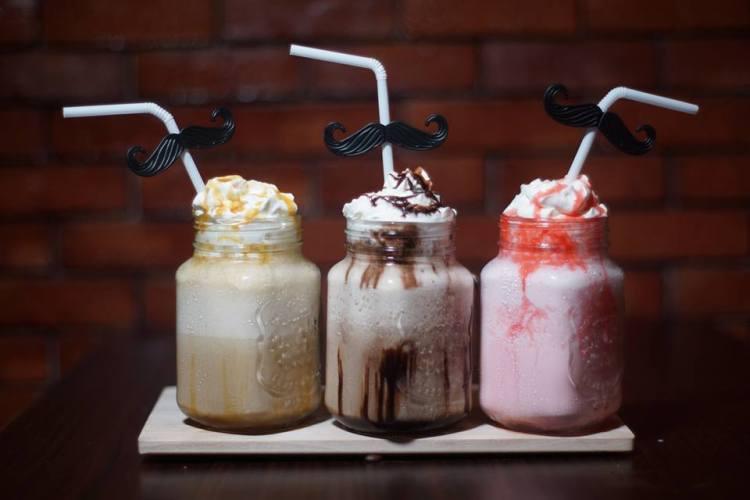 Toffee + White Chocolate + Strawberry