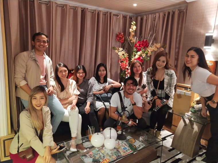 Members of Content Creators Philippines