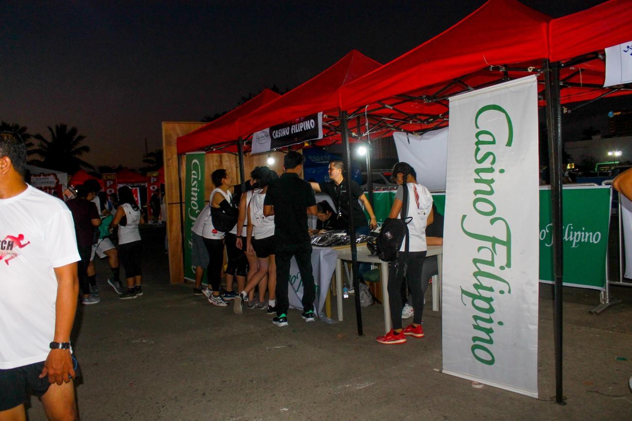 Casino Filipino Booth